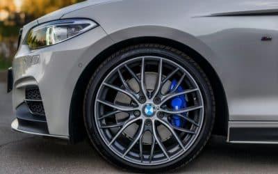 BMW SUSPENSION REPAIR